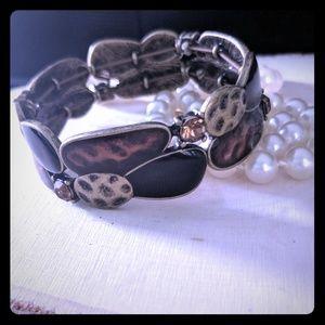 """Lia Sophia """"wild thing"""" bracelet"""